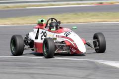 Racing NM på Rudskogen.